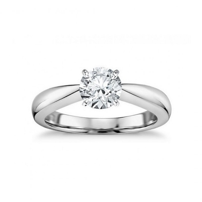 Diamond Solitaire Engagement Ring 26951