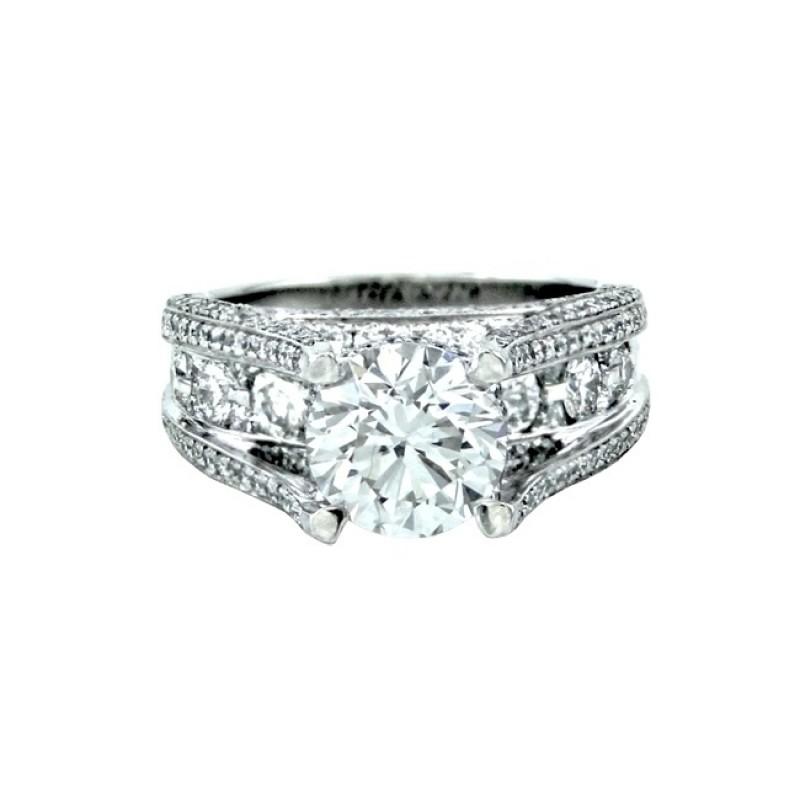 JB Star Micro Pavé Diamond Ring Top SDS-0944-78829