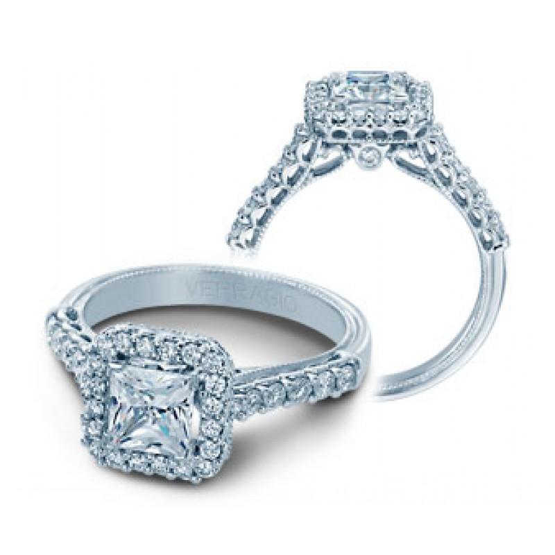 Verragio Classic Diamond Engagement Ring V-903P5.5
