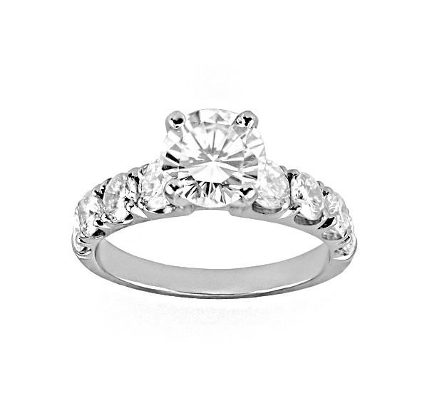 Diamond Engagement Ring 25988-23647