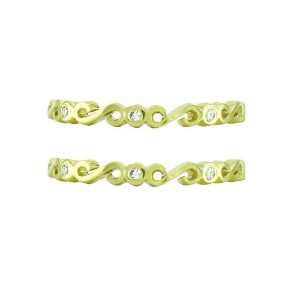 Hidalgo Diamond Ring Guards RS7085