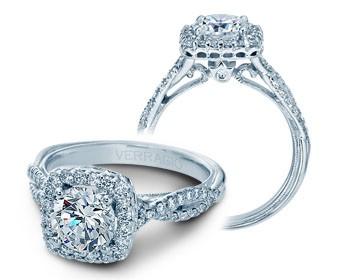 Verragio Classic Diamond Engagement Ring V-918CU7