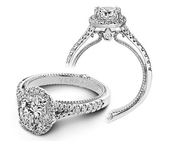 Verragio Couture Diamond Engagement Ring ENG-0424OV
