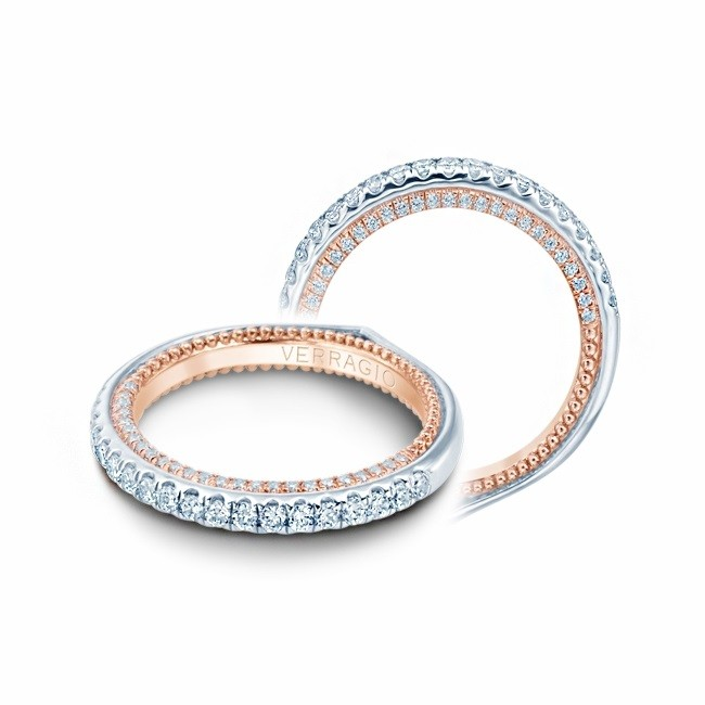 Verragio Couture Diamond Wedding Band ENG-0459DW-2WR