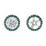 Blue Diamond Earring Jackets 27998a
