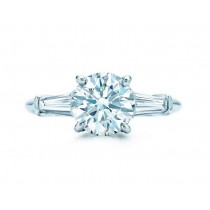 Martin Flyer Diamond Engagement Ring A4378