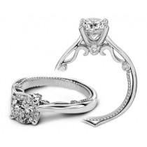 Verragio Insignia Diamond Engagement Ring INS-7075R