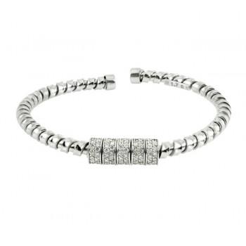 Diamond Cuff Bracelet 25813