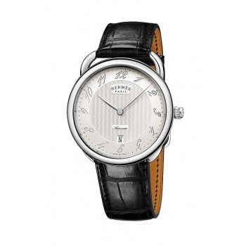 Hermes Arceau Automatic TGM Watch AR8.61AQ.221-MNO