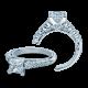 Verragio Venetian Diamond Engagement Ring AFN-5010P-1