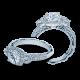Verragio Venetian Diamond Engagement Ring AFN-5025CU